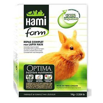 Hami Form Complete Meal for Rabbits