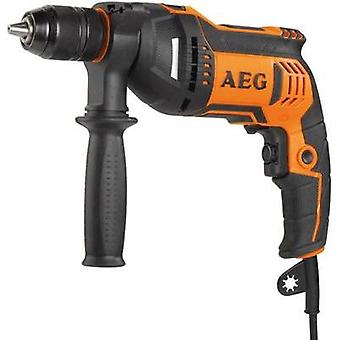 AEG Powertools SBE750RE 1-speed-Impact driver 750 W + case