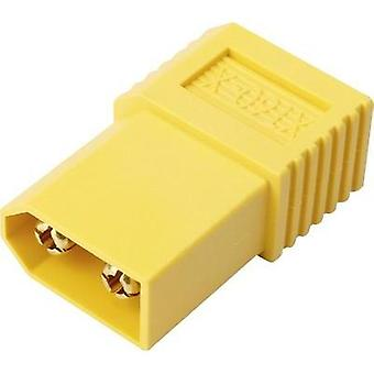 Battery adapter [1x XT60 - 1x EC3 plug] Reely