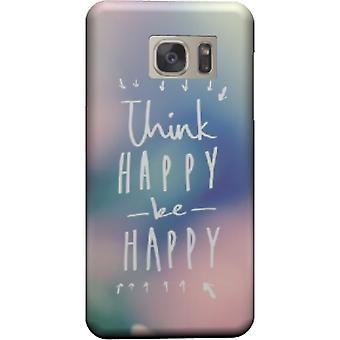 Cover mate Think happy for Galaxy S6