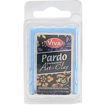 PARDO Art Clay Translucent 56g-Light Blue PARDOTRN-61360