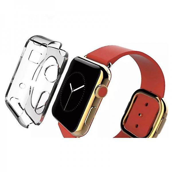 Transparent Silicone Case for Apple Watch 38mm
