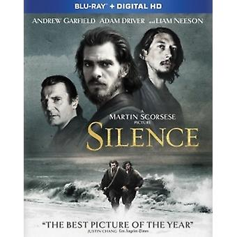 Silence [Blu-ray] USA import