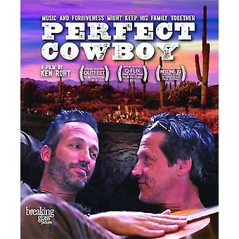 Perfekte Cowboy [Blu-Ray] USA import