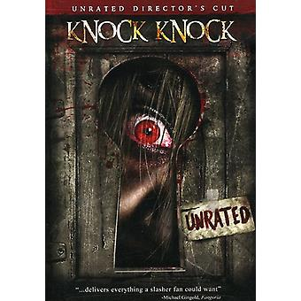 Knock Knock [DVD] USA importieren