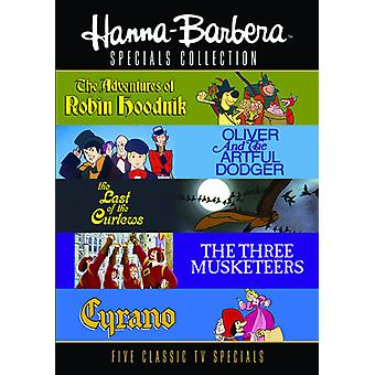 Importer des USA de Hanna Barbera Specials Collection [DVD]