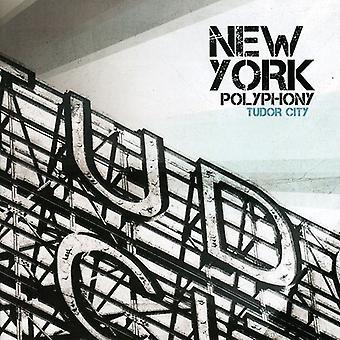 Polifonía de Nueva York - Estados Unidos ciudad de Tudor [CD] importar