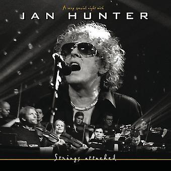 Ian Hunter - importación USA Strings Attached [CD]