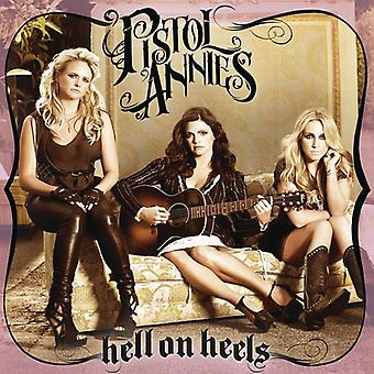 Pistol Annies - Hell on Heels [CD] USA import