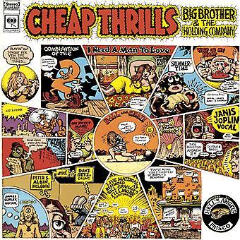 Janis Joplin - Cheap Thrills [CD] USA import