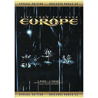 Europe - Live From the Dark [DVD] USA import
