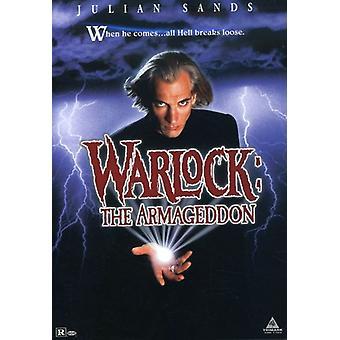Warlock-Armageddon [DVD] USA import
