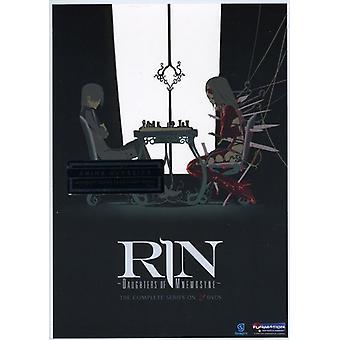 Rin-hija de Mnemosyne: importación USA Vc serie completa [DVD]