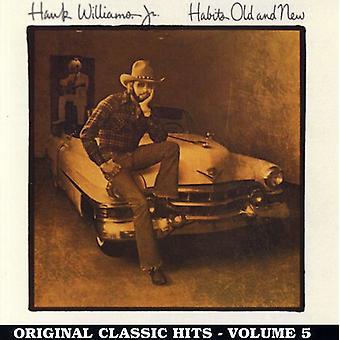 Hank Williams Jr. - Hank Williams Jr.: Vol. 5-Habits Old & New [CD] USA import