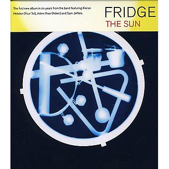 Fridge - Sun [CD] USA import