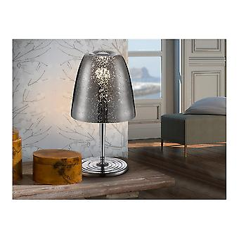 Schuller Quasar Chrome Table Lamp 1L