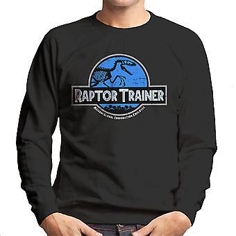 Raptor træner Jurassic World mænds Sweatshirt