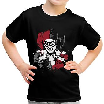 Suicide Squad Sweet Crazy Girl Harley Quinn Kid's T-Shirt