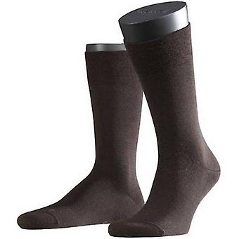 Falke Berlino sensibili Socks - Brown