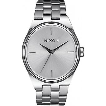 Nixon The Idol Watch - Silver