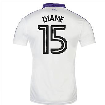 2016-17 Newcastle Third Shirt (Diame 15)