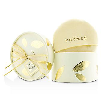 Thymes Goldleaf Perfumed Dusting Powder with Puff 85g/3oz