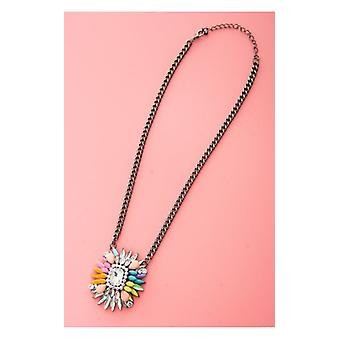 The Fashion Bible Coco Embellished Necklace