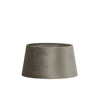 Light & Living Shade N-round 20-17-11,5 Cm ZINC Taupe
