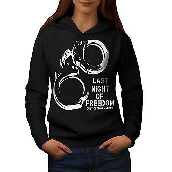 Wieczór kawalerski party kobiet BlackHoodie | Wellcoda
