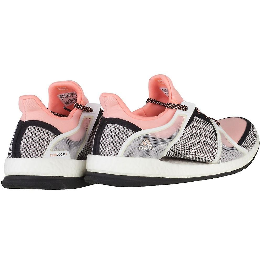 Adidas Women's Pure Boost X Tr W Mesh Running Shoes