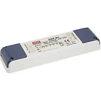 Mean Well DAP-04 LED driver, LED transformer Constant voltage, Constant current dimmable, DALI