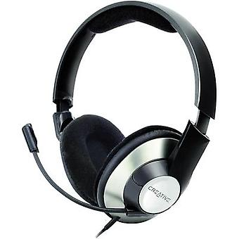 PC headset 3.5 mm jack Corded, Stereo Creative HS-620