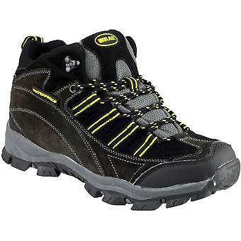 Mirak Mens Kentucky Waterproof Walking Hiking Boot Grey