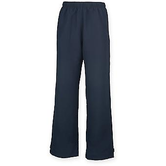 Finden & Hales Mens Warm Up Drill Pant