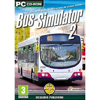 Bus Simulator 2 (PC CD)
