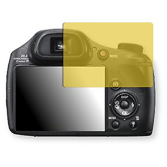 Sony DSC HX300 display protector - Golebo view protective film protective film