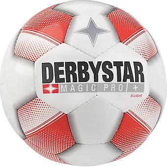 10 x DERBY STAR youth ball - MAGIC PRO S-LIGHT includes ball sack