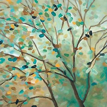 Tree of Life I Poster Print by Carol Robinson (24 x 24)