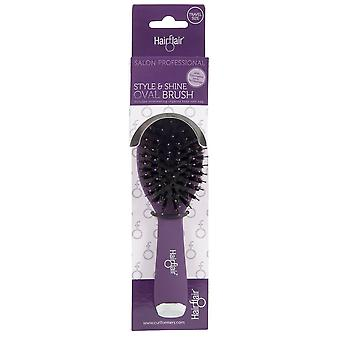 Hair Flair Travel Size Oval Brush