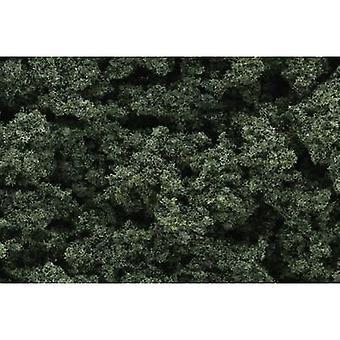 Foliage Woodland Scenics WFC684 Dark green