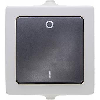 Kopp Circuit breaker Nautic Grey 565256009