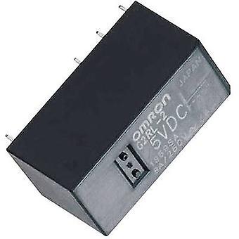 Omron G2RL-1 12V PCB relay 12 Vdc 12 A 1 change-over 1 pc(s)