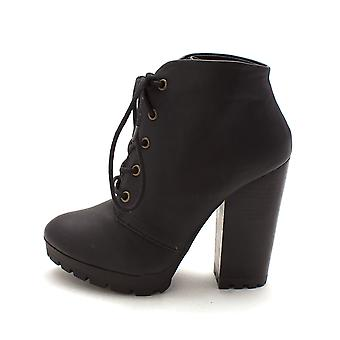 Madden Girl Womens gabby Almond Toe Ankle Fashion Boots