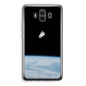 Caja transparente de Huawei Mate 10 (suave) - solo en el espacio
