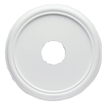 Decorative Ceiling and Wall Medallion Classic Smooth
