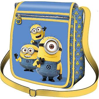 The Despicable Me Minions Small Shoulder Bag