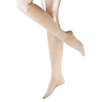 Falke Family Knee High Socks - Sand