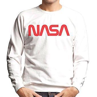 The NASA Logo 1975-1992 Men's Sweatshirt