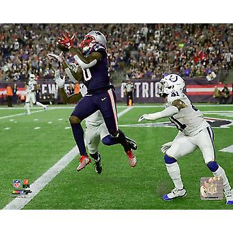 Josh Gordon 2018 akcji Photo Print