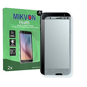 Samsung Galaxy J3 (2017) Screen Protector - Mikvon Health (Retail Package with accessories) (reduced foil)